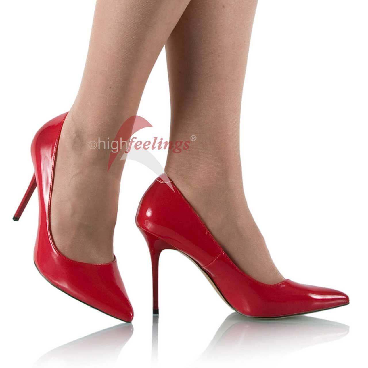 High heels als mann