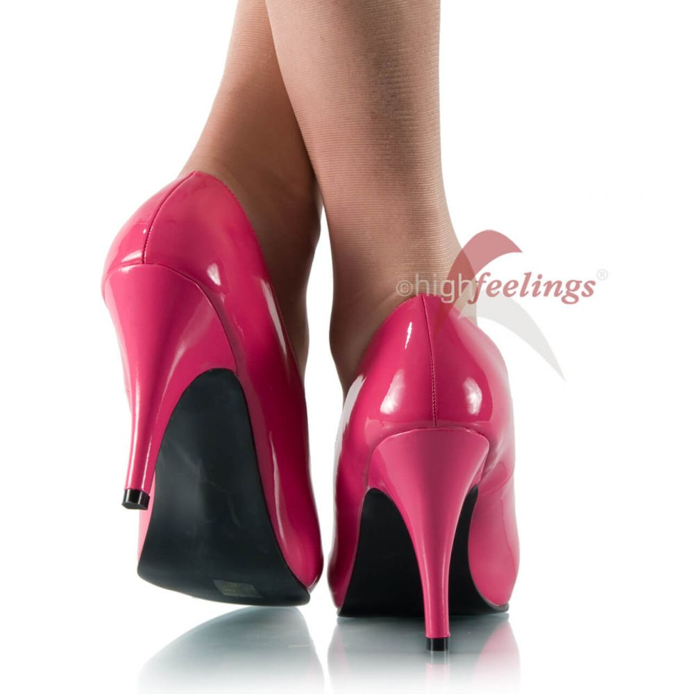 m nner pumps m nner high heels pink lack gr 43 49 ebay. Black Bedroom Furniture Sets. Home Design Ideas
