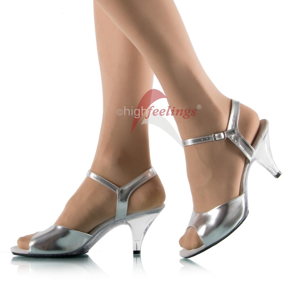 start high heels sandaletten silberne sandaletten mit absatz. Black Bedroom Furniture Sets. Home Design Ideas