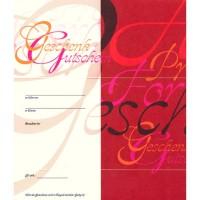 Geschenkgutschein - GG990001