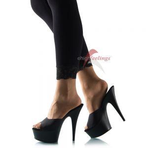 Vorschau: Für einen großen Auftritt: High Heels in Übergrößen