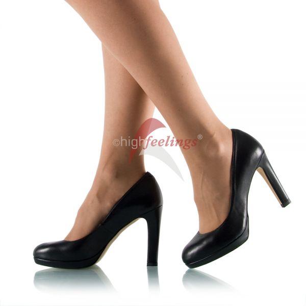 Für einen großen Auftritt: High Heels in Übergrößen