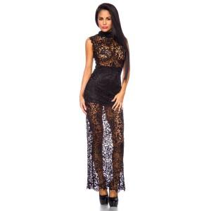 Abendkleid mit Spitze - KL290016