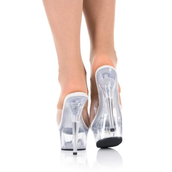 Transparente High Heels