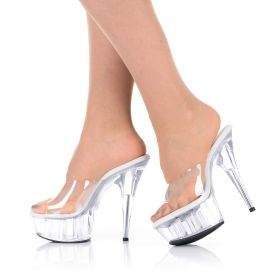 Transparente High Heels - MU080002