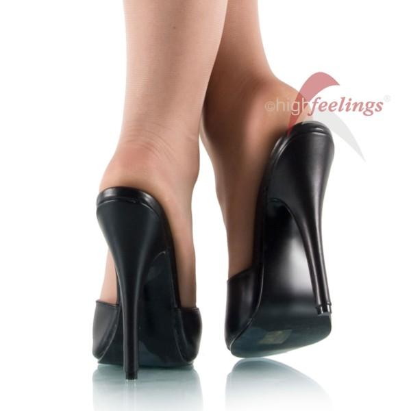 high heel pantoletten high feelings. Black Bedroom Furniture Sets. Home Design Ideas