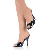 Vorschau: Pantoletten mit Absatz