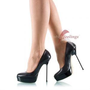 Vorschau: Plateau High Heels: Moderne Schuhe mit spannender Geschichte