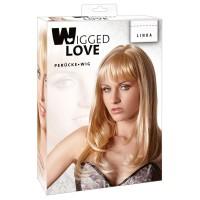 Blonde Perücke - PR100004