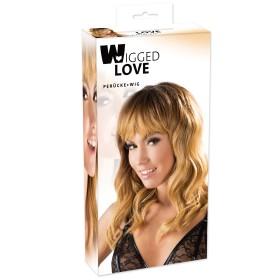 Perücke Blond Lang - PR100012