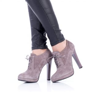 Oxford Pumps Grau - PU060050