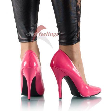 Pinkfarbene Pumps