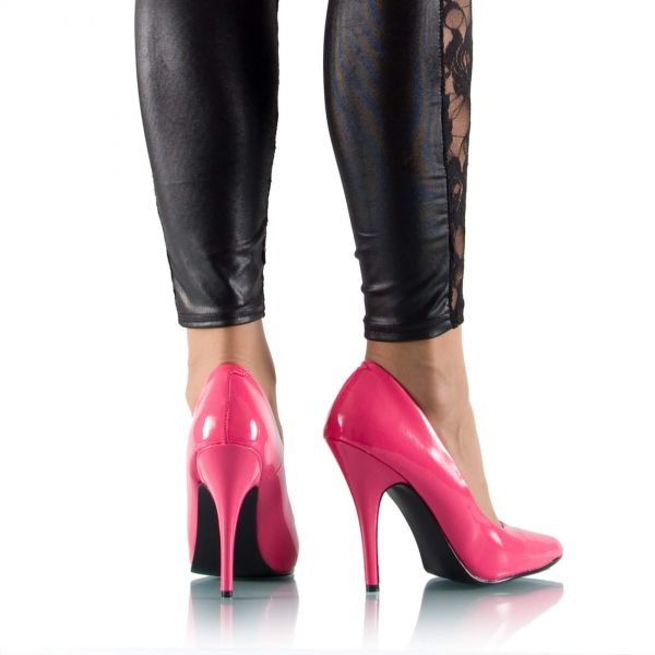 Pinkfarbene Pumps