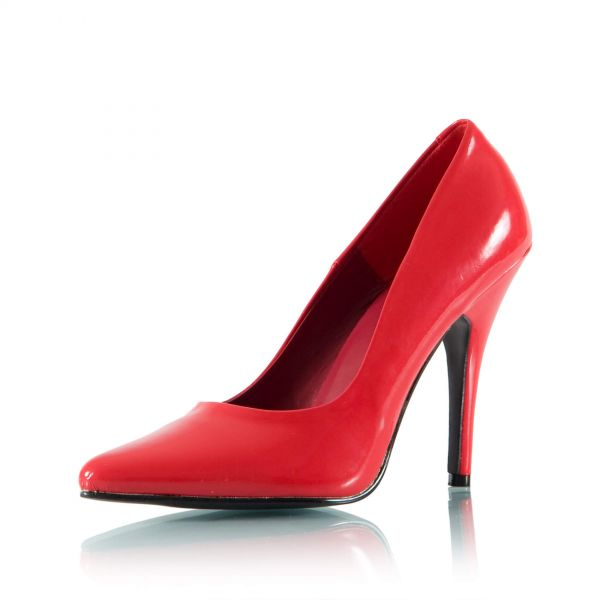 High Heels Pumps Rot Lack