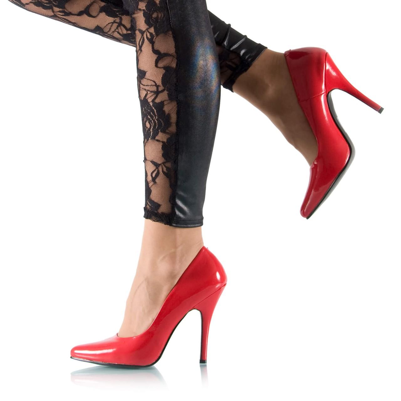 pumps und high heels unterschied