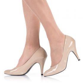Pumps Lack Beige Dream-420 - PU080256