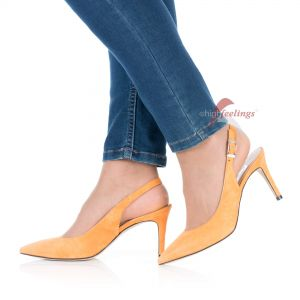 Slingpumps Orange - PU330024