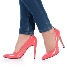 High Heels Pumps Koralle - PU330025