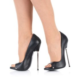Peep Toe High Heels Extrem Hoch - PU330029