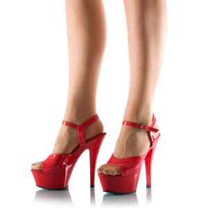 086502bacf2e88 High Heels in Rot online kaufen