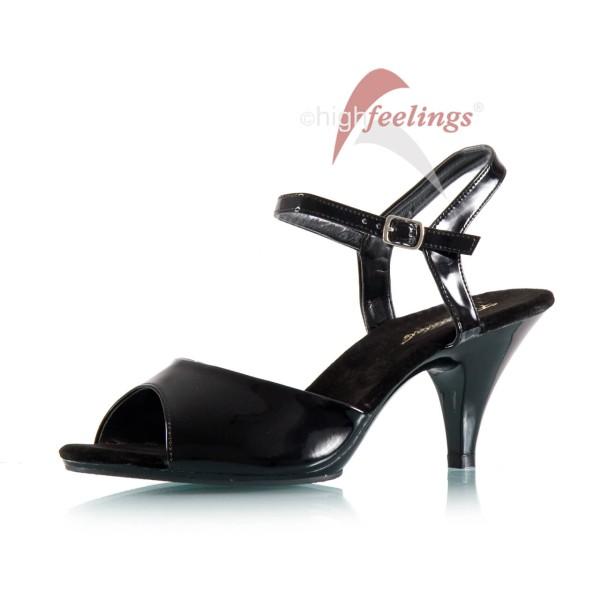 sandaletten mit absatz in bergr e high feelings. Black Bedroom Furniture Sets. Home Design Ideas