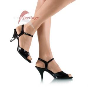 Sandaletten mit Absatz in Übergröße - SA080090