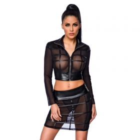 Transparentes Rock-Top-Set - SE290001