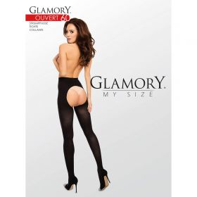 Glamory Strumpfhose 50126 Ouvert 60 Schwarz - SH040017