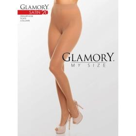 Feinstrumpfhose Glamory 50122 Satin 20 Hautfarben - SH040022