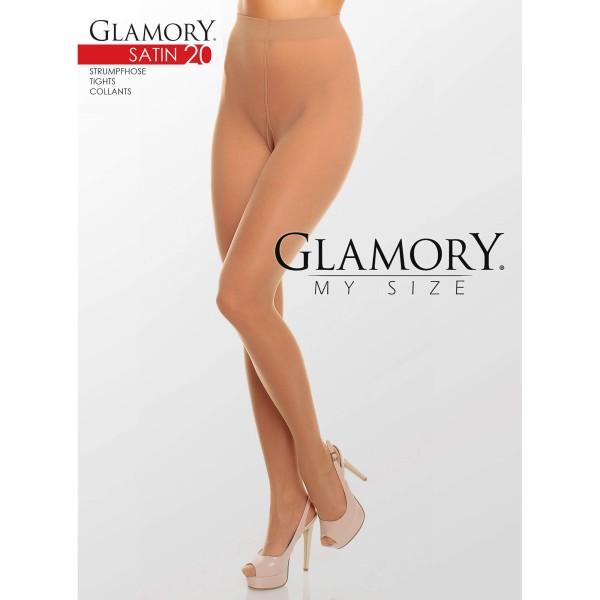 Feinstrumpfhose Glamory 50122 Satin 20 Hautfarben