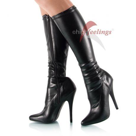 Sexy Stiefel mit hohem Absatz