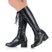 Stiefel mit Blockabsatz - SK080089