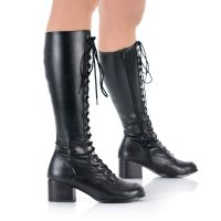 Vorschau: Stiefel mit Blockabsatz