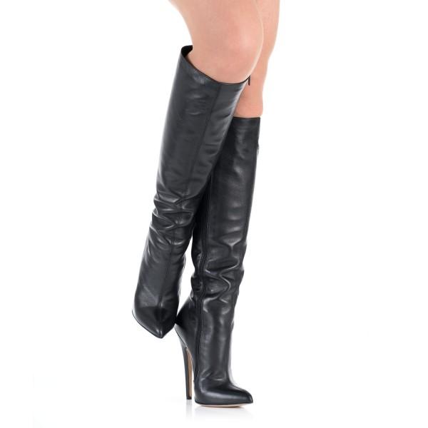 Hohe Stiefel 13 - 16 cm Absatz