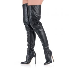 Crotch Overknee Stiefel - SO330015