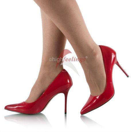 Wie hoch sind High Heels?