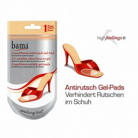Bama Antirutsch Gel-Pads - ZU0018