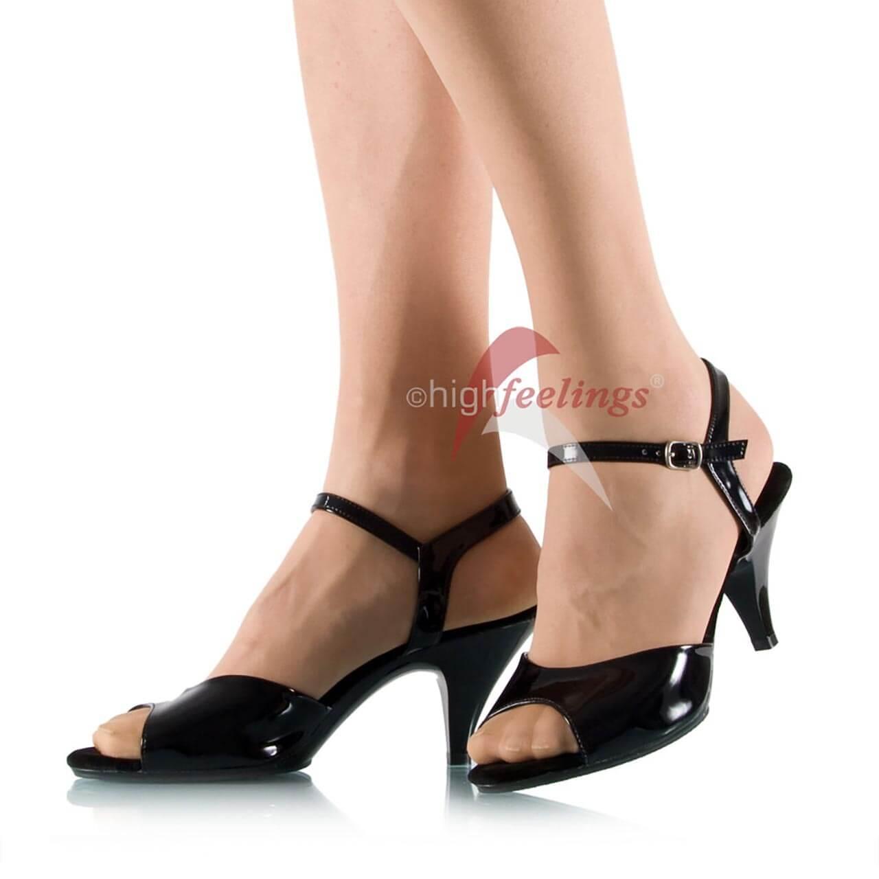 Unterschiedliche Absatzformen bei hohen Schuhen | high feelings
